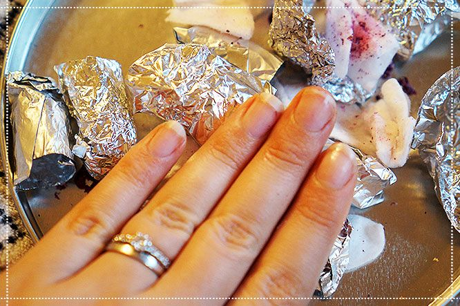 How to remove shellac nails at home | shabby-chic-home.com