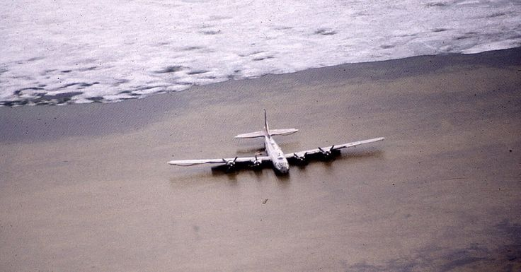 Frozen in Time For 50 Years, This WW2 B-29 Kee Bird Was Almost Rescued (Watch)
