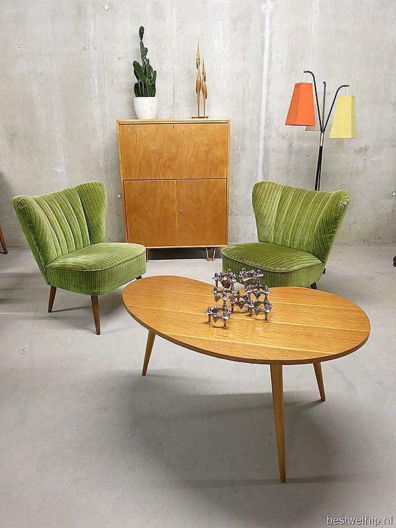25 beste idee n over jaren 50 meubelen op pinterest for De laat interieur