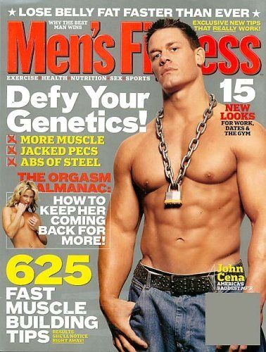 Men's Fitness Magazine Just $.49 Per Issue! Today Only! - http://www.stacyssavings.com/mens-fitness-magazine/