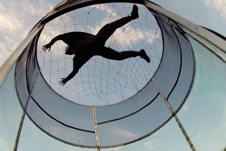 Outdoor Bodyflying Experience