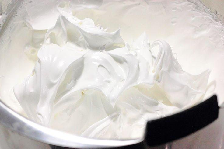 Cómo hacer un merengue perfecto