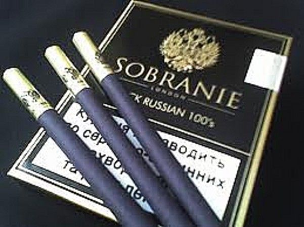 Sobranie cigarettes for sale usa citation cigarette electronique