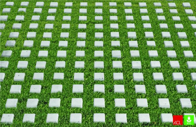 ECO Grelha de Enrelvamento Pitonada Studded Green Cover Grids