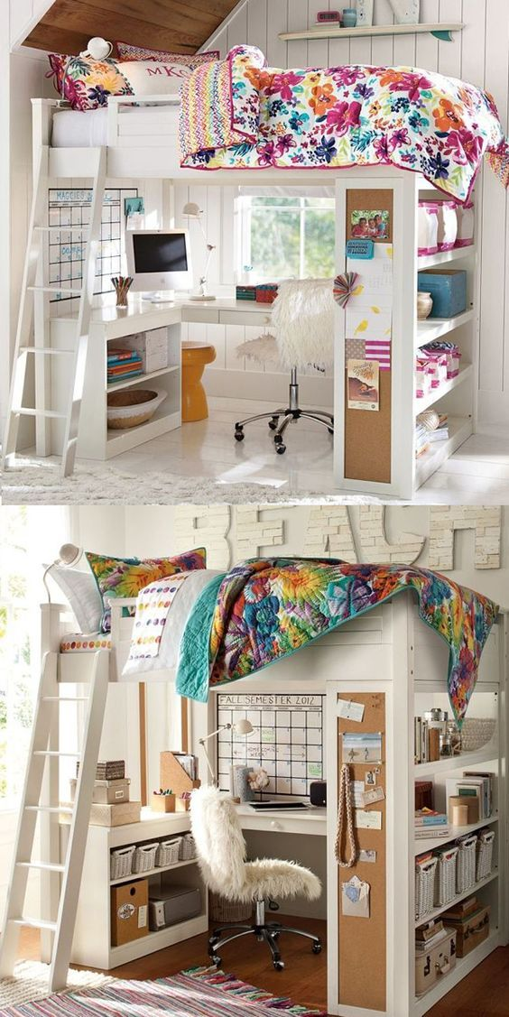 20 Awesome Loft Beds for Small Rooms | House Design And Decor