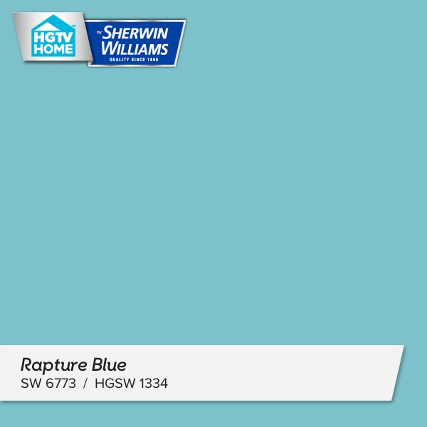 I really like this paint color - Rapture Blue. What do you think?…