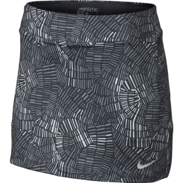 Nike Bogalicious Print Skort It is specially designed to keep you dry and comfortable throughout your day $80.00 Color - Wolf Gray