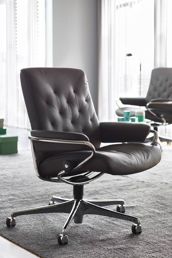 Stressless Metro Chair Low Back Standard Base Office Pinterest