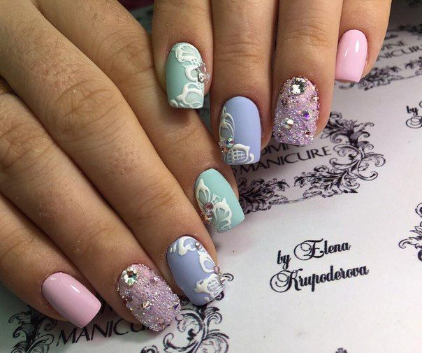 85 best Nail Art images on Pinterest | Cute nails, Nail scissors ...