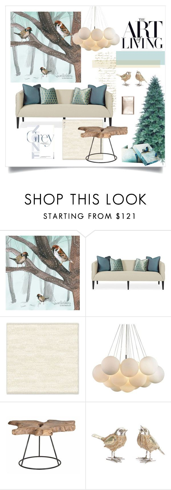 """Feathered Friends"" by judysingley-polyvore ❤ liked on Polyvore featuring interior, interiors, interior design, home, home decor, interior decorating and West Elm"