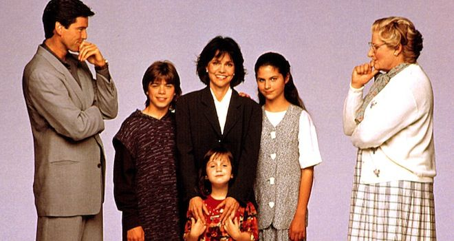 'Mrs. Doubtfire' Cast: Where Are They Now? (PHOTOS) - 12 good #movies to watch as a #family: http://kidsmakingchange.com/good-family-movies-tip/