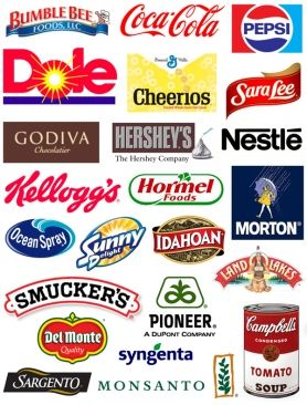 GMO Awareness. None of these brands will see another penny of my hard-earned money until they see the light and respect their customers by telling us what's in their products. GMOs aren't labeled because nobody wants to eat them!