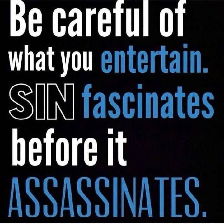 """""""But I am afraid that as the SERPENT DECEIVED EVE BY HIS CUNNING, your thoughts will be led astray from a sincere and pure devotion to Christ,"""" 2 Cor. 11:3. AND THIS IS HOW WE HANDLE IT: """"Submit yourselves therefore to God. Resist the devil, and he will flee from you,"""" James 4:7."""