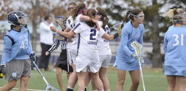 NCAA College Women's Lacrosse - Find Scores, Brackets, Rankings and more from NCAA.com