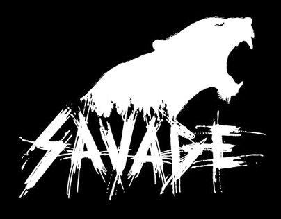 "Check out new work on my @Behance portfolio: ""SAVAGE Logo"" http://be.net/gallery/47086749/SAVAGE-Logo"