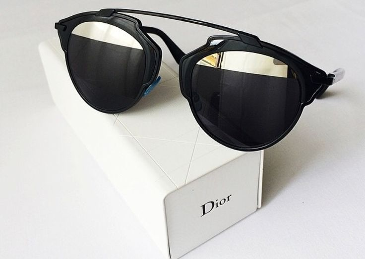Dior so real... Delicious. Chez Franklin optique a paris
