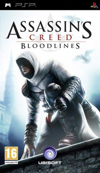 imagen Assassins Creed Bloodlines [PSP] [EUR] [Español]