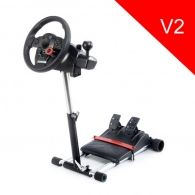 Wheel Stand Pro for Logitech Driving Force GT /PRO /EX /FX wheels.