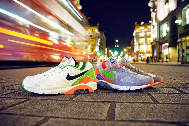 """Nike Air Max 180 """"Urban Safari"""" Sneaker Pack"""