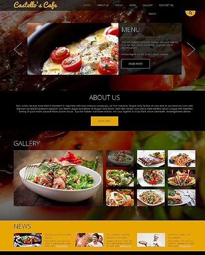 Diseño web Restaurantes – porque cada especialidad es diferente configuramos el diseño web dependiendo de las necesidades de cada cliente y sector. Nos preocupamos de que la información en textos y módulos tenga relación y se identifique con la búsqueda de los usuarios.