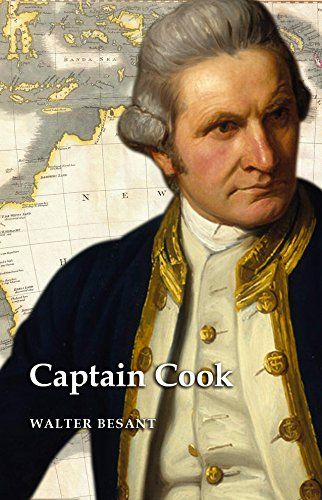 Captain Cook by Walter Besant