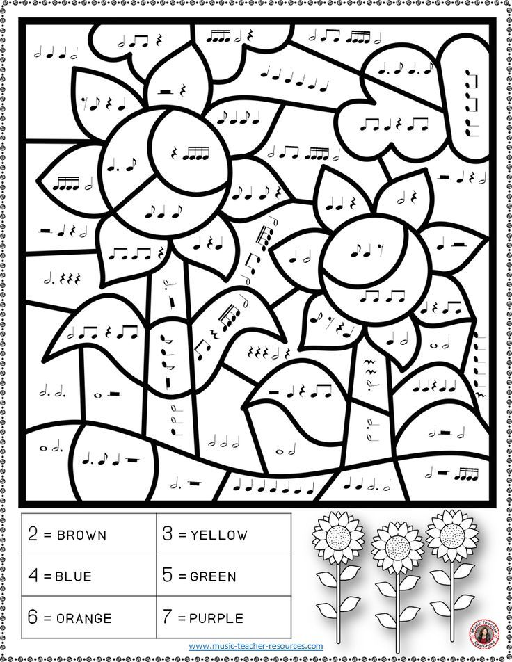 41 best Piano Lessons: Coloring Pages images on Pinterest