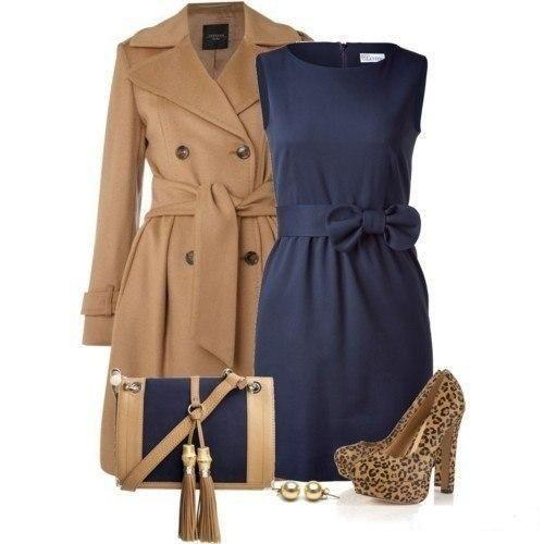 Классика жанра темно - синий цвет ✔ Этот цвет подойдет представителям цветотипов «Лето» «Осень» и «Зима», на «Весне» он сильно контрастирует с их хрупкой внешностью. ✔ Цвет ассоциируется с военной одеждой, женщины в этом цвете будут выглядеть еще более женственными и не преступными.