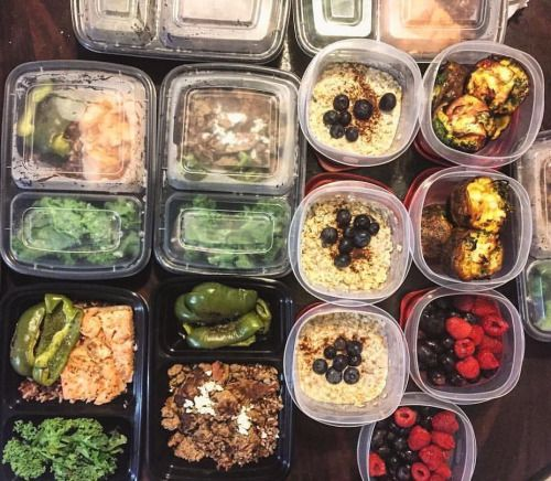 Normal is overrated. Glad you went a little...  Normal is overrated. Glad you went a little crazy but can you go a lot crazier? Would love to see the results  Crazy meal prep from @jessicali.fitness  ::::::::::::::::::::::::::::::::::::::::: I think I went a little too crazy for meal prep this week. But hey! If you helps you to save money save time and eat healthy then why not. Often times we snack on junk or fast food is because thats the first thing we see and the first thing we crave. But…