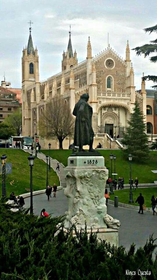 Los Geronimos. Madrid