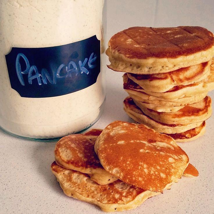 A Little Bit Of Homemade Heaven: Pancake Mix