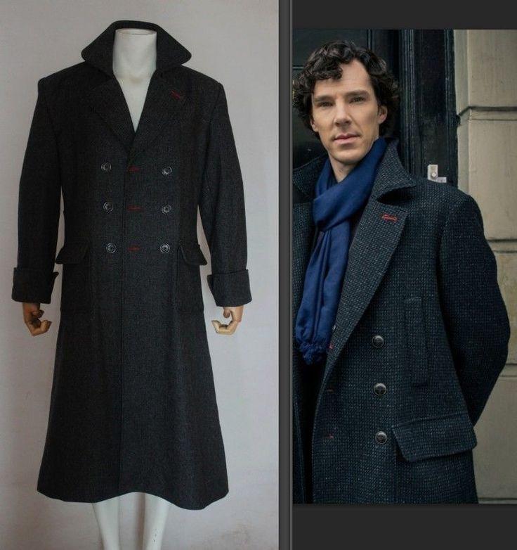 BBC Sherlock Coat.