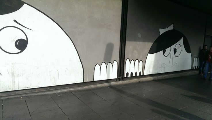Nottingham street art