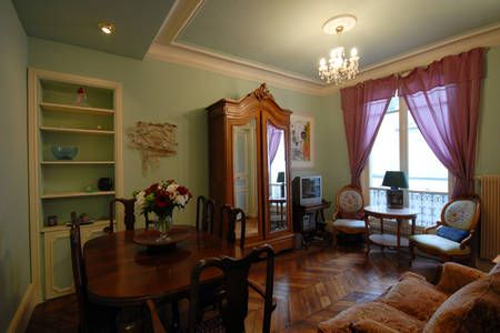 Check out this awesome listing on Airbnb: La Belle Epoque in  - so French so gorgeous love it!