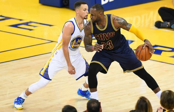 Watch the Best Plays From Game 1 of the 2016 NBA Finals | Complex
