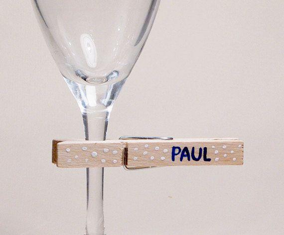 Segnaposto per bicchiere