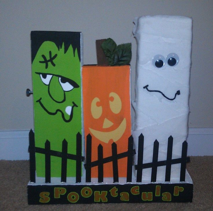 Halloween 2x4 project I did