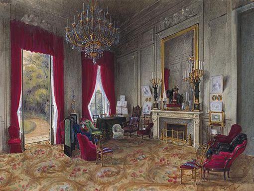 Second Empire Drawingroom