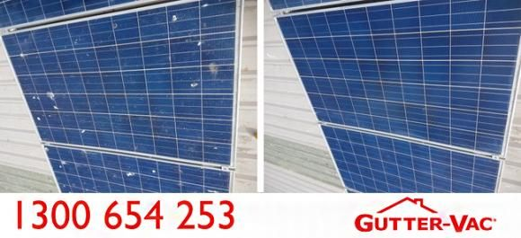 Did you know that having your solar panels cleaned once a year increases the efficiency of your solar panels?   Solar panels only operate at their maximum efficiency when they are free from dirt, grime, pollution, and bird droppings.  Orange is not the only area we service - we travel to Bathurst, Parkes, Forbes, and surrounding areas.  www.guttervac.com.au