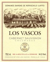 Vina Los Vascos Cabernet Sauvignon
