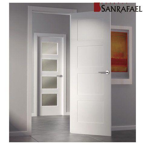 Puertas neoclasicas - Puertas clásicas y modernas - Nuevos modelos de puertas | Puertas Sanrafael S.A.
