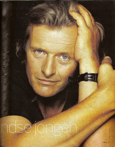 Rutger Hauer, Esta #5, 2007, p.2 by hairytortie, via Flickr
