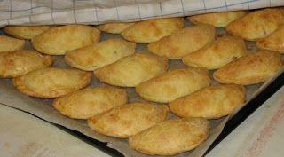 Gluteenitonta leivontaa: Kinkkupasteijat