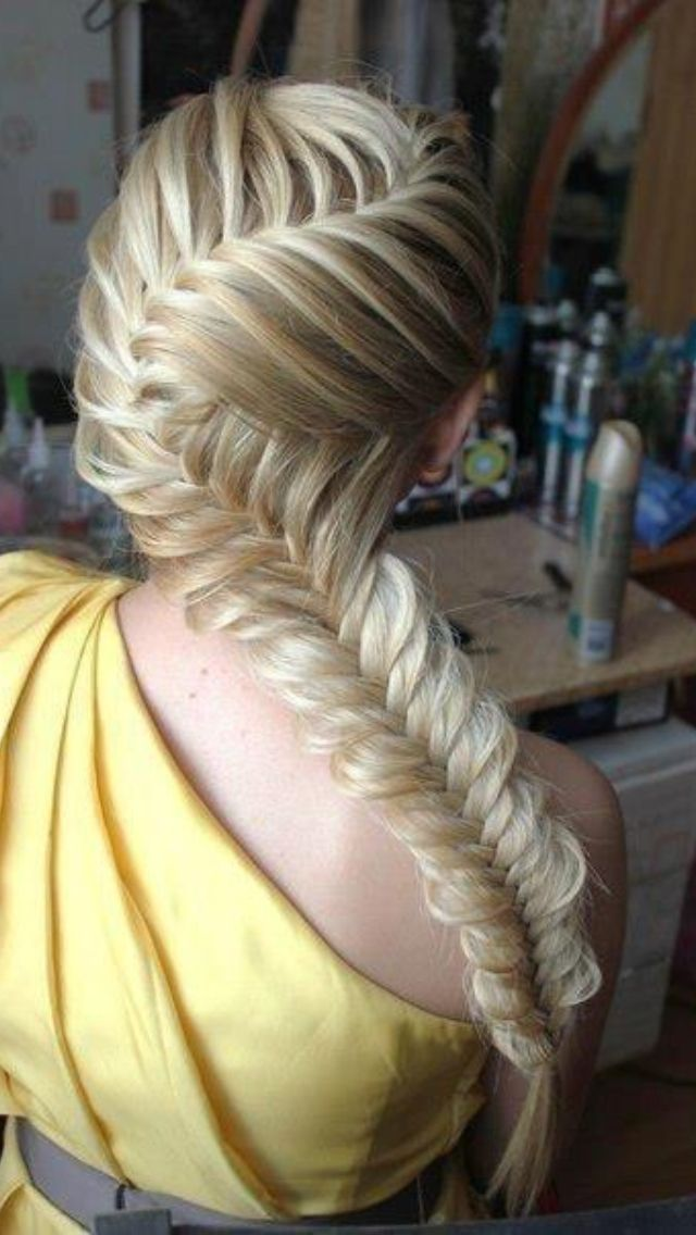 5 Cute and Easy Fishtail Braid Hairstyles