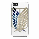 Attack On Titan Survey Corps Insignia iPhone 5/5s Case