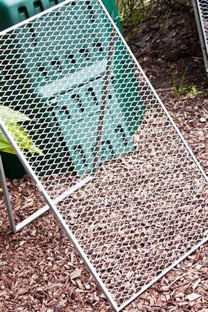 Garten - Kompost und Gartenabfälle