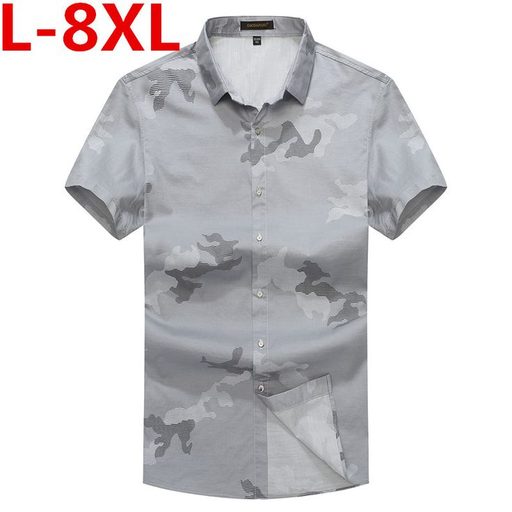 ==> [Free Shipping] Buy Best new Plus Size 4xl 5xl 6xl 7xl 8xl Men Polo Shirt Short Sleeve Fashion Cheap Mens Polos 2017 Casual White Black Male Polo Shirts Online with LOWEST Price | 32807011171