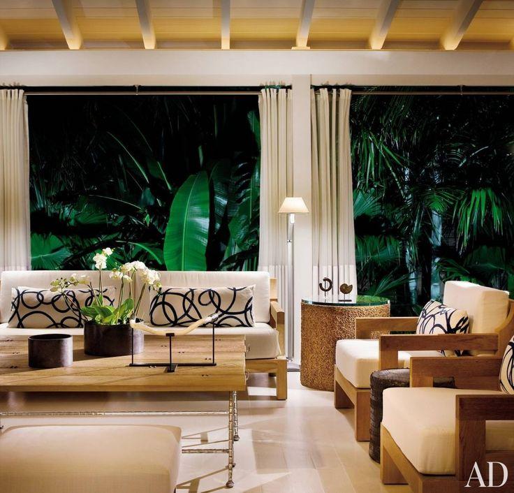 Beach Living Room By Stephen Knollenberg In Key West