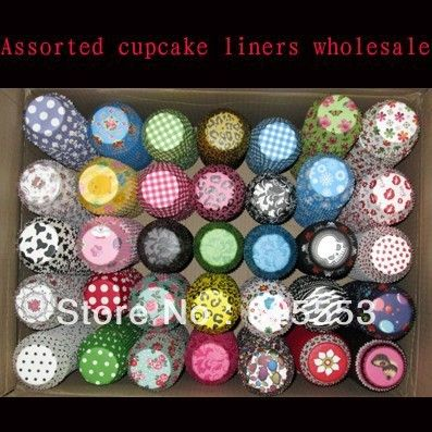 400pcs 2013 new design BAKING CUPS, custom cupcake boxes, wholesale cupcake liners with Free shipping-in Cake Molds from Home  Garden on Aliexpress.com $13.99