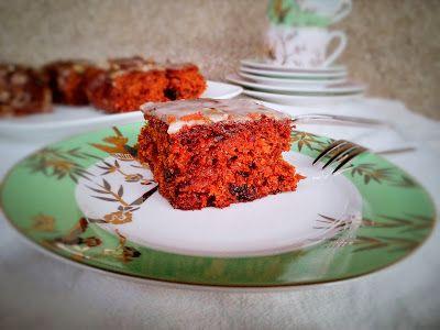 Carrot cake - Myblissfood.grMyblissfood.gr