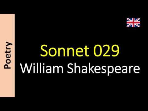 sonnet shakespeares view on life and Abstract - this paper examines certain aspects of shakespeare's sonnet 145,   halliwell-phillipps jo 1883, outlines of the life of shakespeare, longmans,.